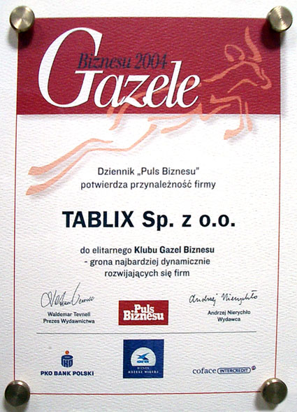 Złoty Scotch 2003